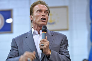 Arnold Schwarzenegger knows environmental leadership