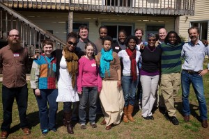 2011 School for Creative Activism, North Carolina