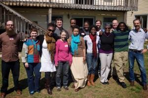 2011 School for Creative Activism, North Carolina