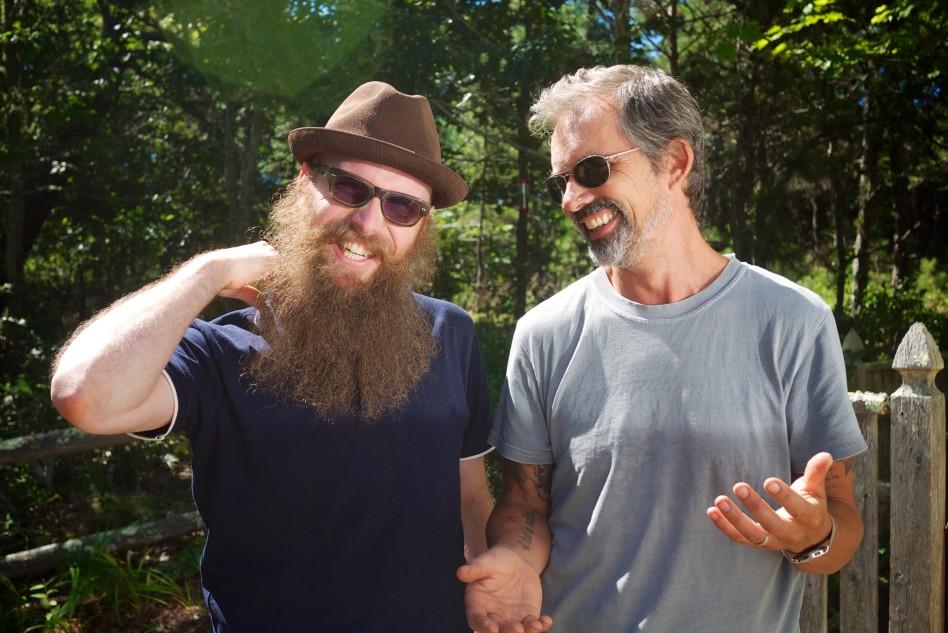 Steve & Steve