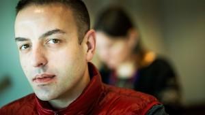 Paata Sabelashvili press photo