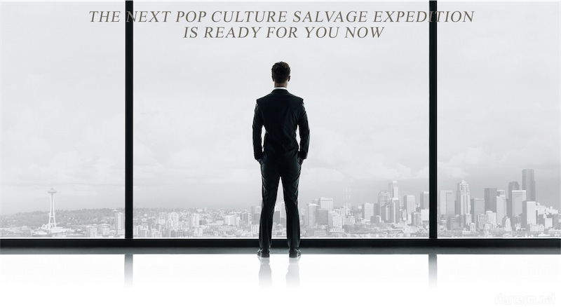 The Pop Culture Salvage Expeditions 50 Shades of Grey