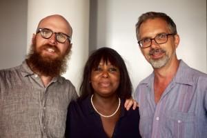 Steve Lambert, Patricia Jerido, and Stephen Duncombe