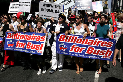 Billionaires For Bush