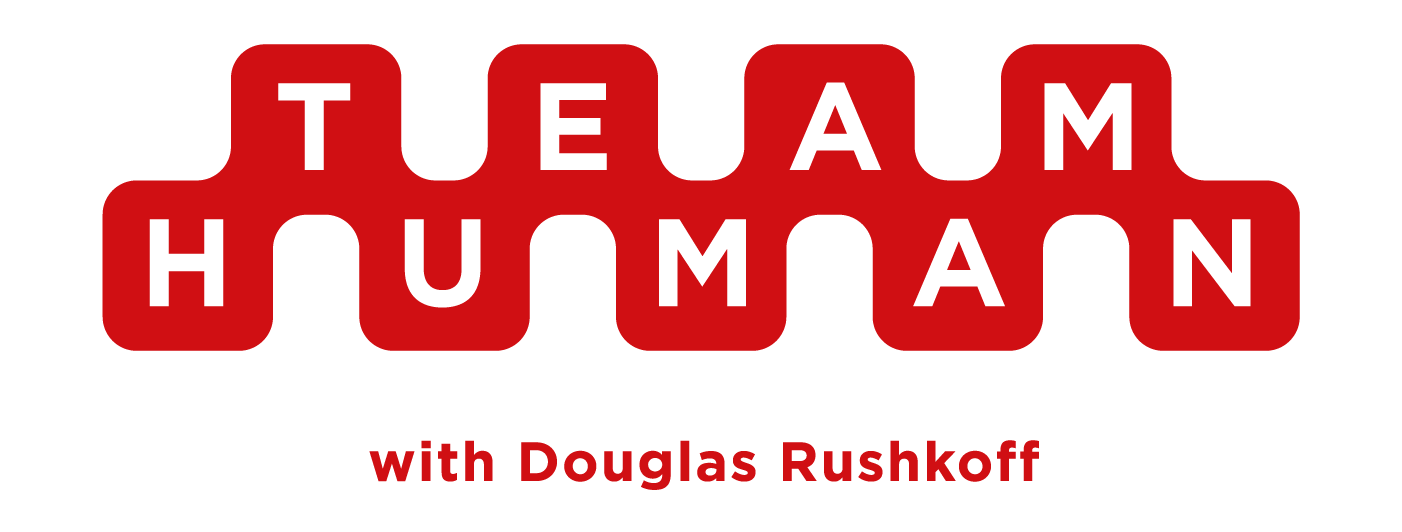 Steve Lambert on Rushkoff's Team Human