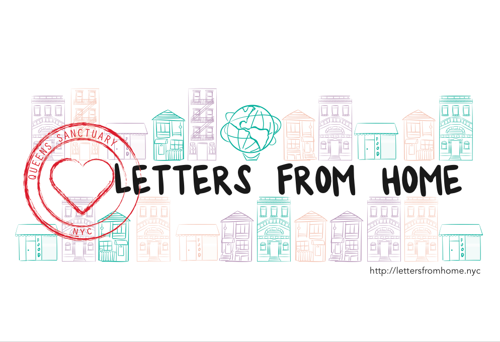 letters from home center for artistic activism