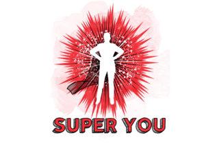 Imagine You Are A Superhero