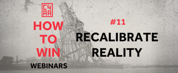 How to Win 11: Recalibrate Reality