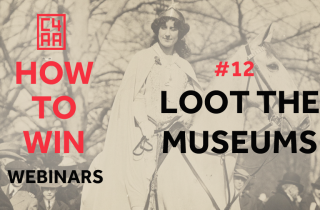 How to Win Webinar #12: Loot the Museums