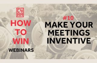 How To Win Webinar #10: Make Your Meetings Inventive