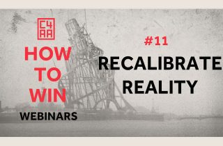 How to Win Webinar #11: Recalibrate Reality