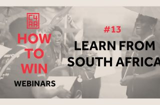 How to Win #13: Learn from South Africa