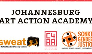Apply for the Johannesburg Art Action Academy