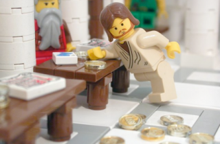 What Would Jesus Do? (as a Creative Activist)