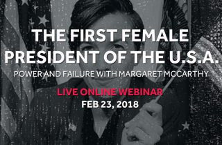 Webinar #20: The First Female President Of The USA