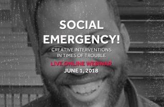 Webinar #26: Social Emergency!
