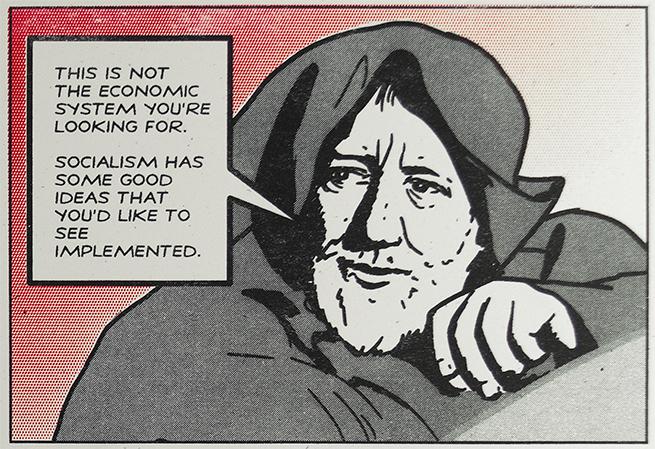 The Jedi Mind Trick - Frame 2
