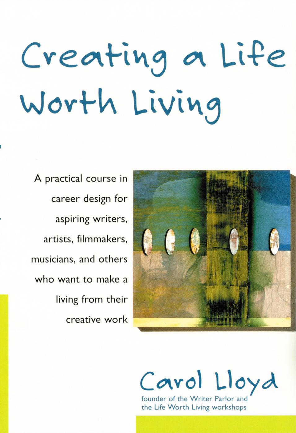 Carol Lloyd book cover