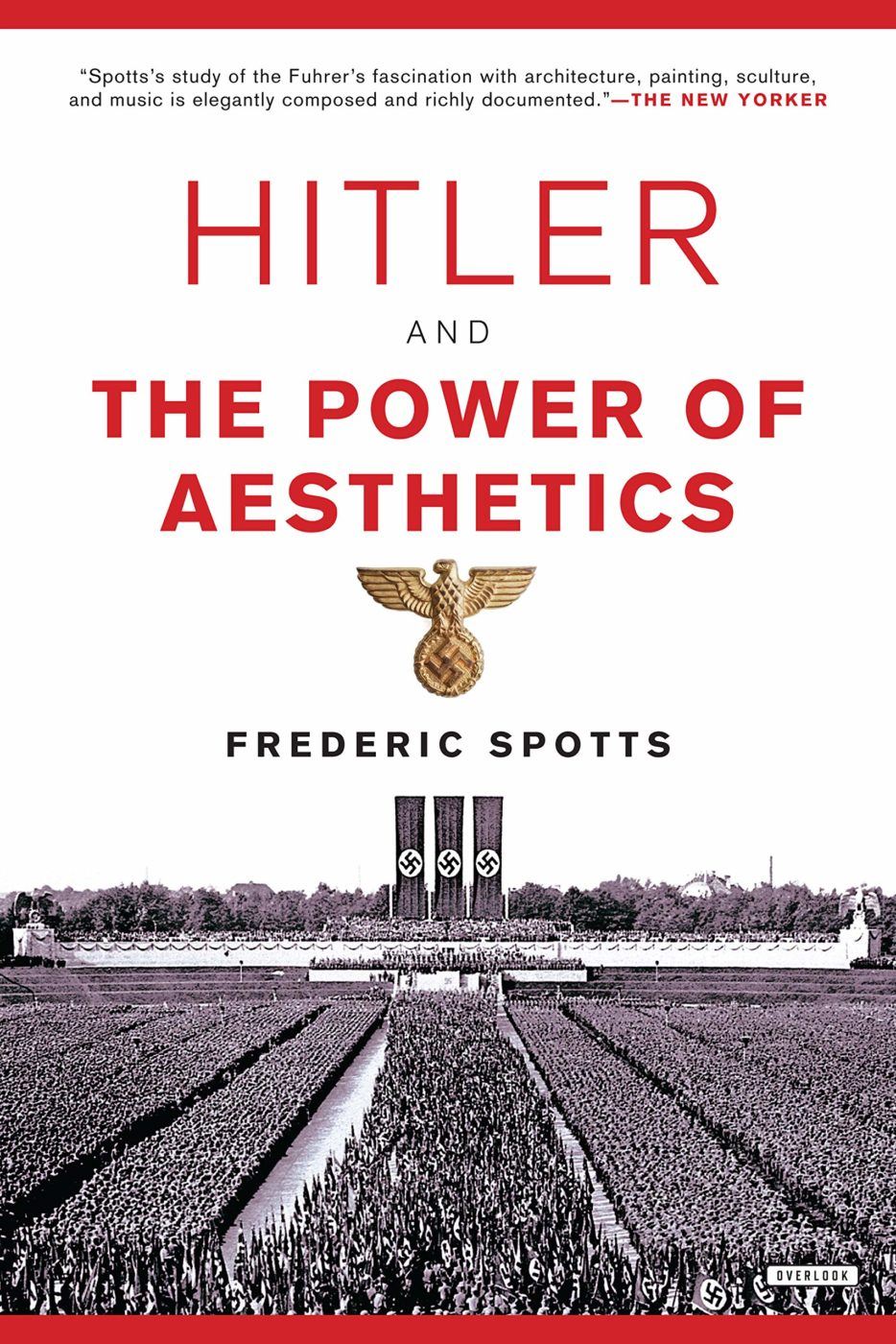 Hitler and the Power of Aesthetics Book Cover