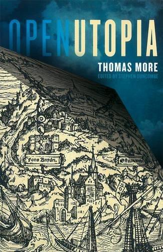 Open Utopia Book Cover
