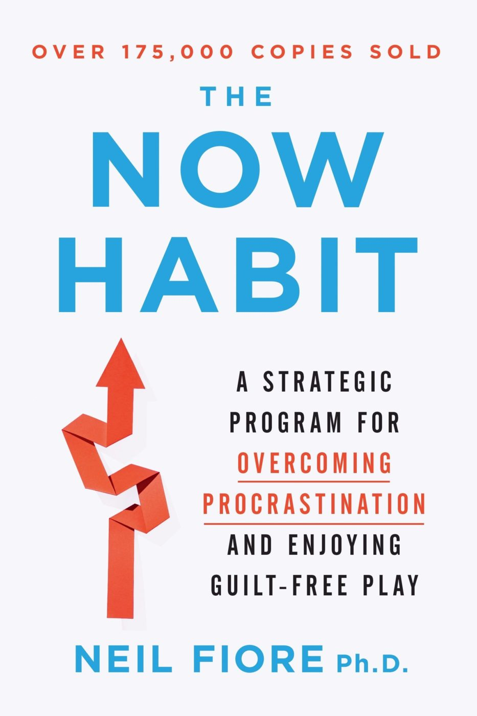 The Now Habit by Neal Fiore book cover