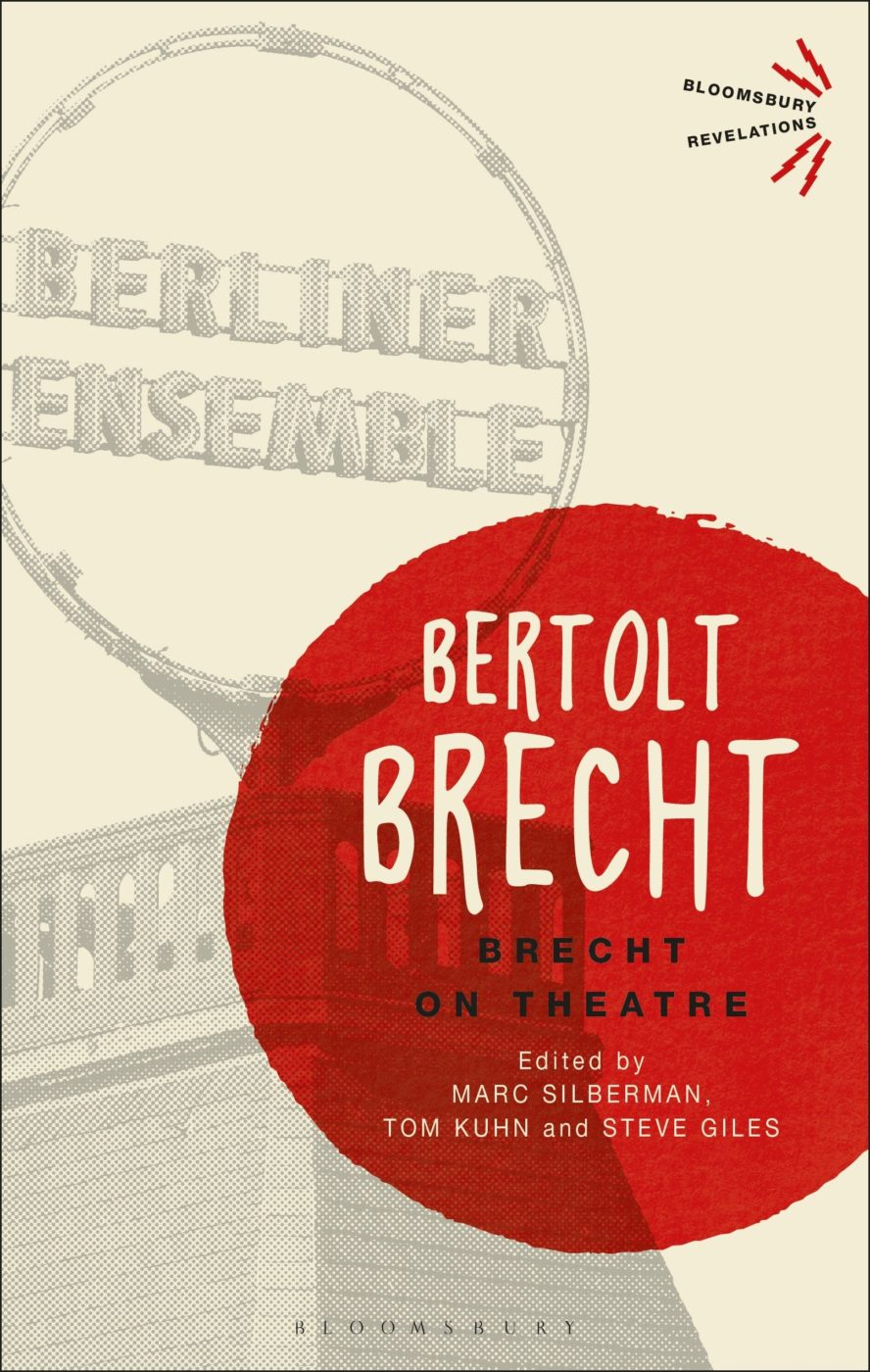 brecht on theater cover