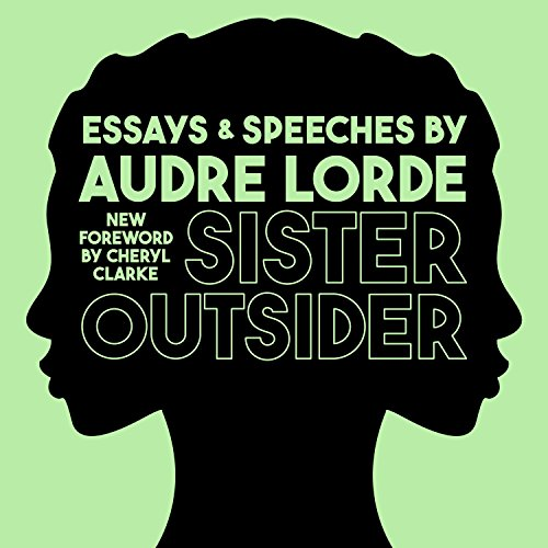 sister outsider audre lorde book cover