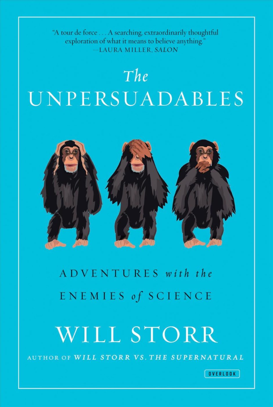 Will Storr book cover