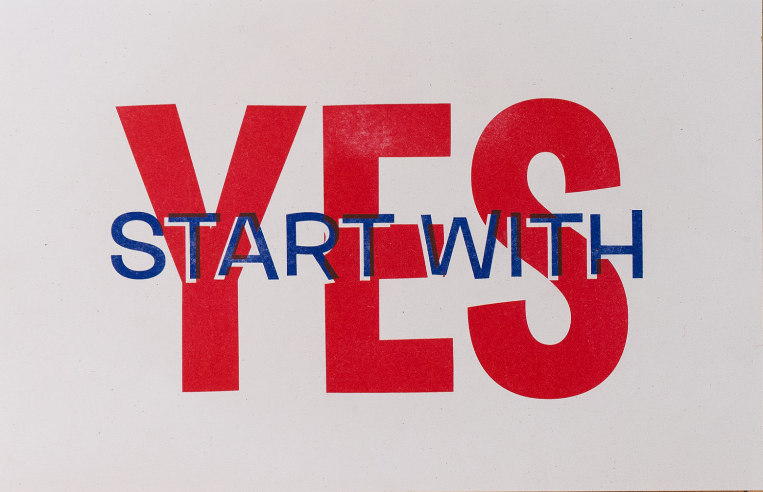 start with yes full view