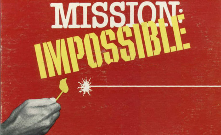 Mission Impossible TV Show Logo